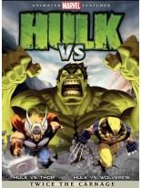 Hulk vs. Thor / Wolverine DVD