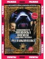 Dobrodružství Sherlocka Holmese a doktora Watsona: Pes baskervillský DVD