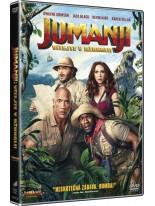 Jumanji Vitejte v džungli DVD