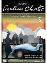 Hodina s Agathou Christie 5 DVD