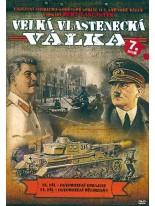 Velká vlastenecká válka 7 DVD