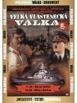 Velká vlastenecká válka 6 DVD