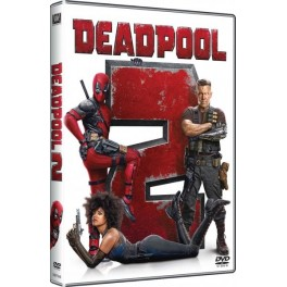 Deadpool 2 DVD