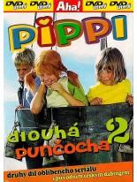 Pippi dlouha punčucha 2 DVD