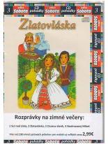 3 CD rozprávky: Zlatovláska, Cisářův slavík a jiné příběhy, Neohrožený Mikeš