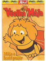 Včelka Mája: Mája a lesní požár DVD