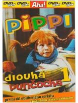 Pippi dlouhá punčucha 1 DVD