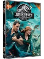 Jurský svet: Zánik říše DVD