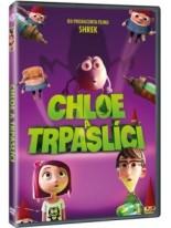 Chloe a trpaslíci DVD