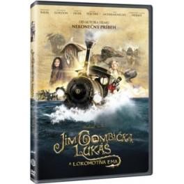 Jim Gombička, Lukáš a Lokomotíva Ema DVD