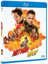 Ant-Man a Wasp Bluray