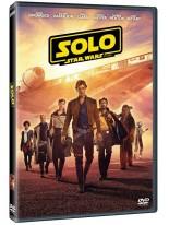 Solo: Star Wars Story DVD