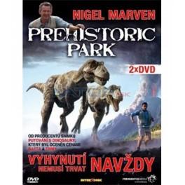 Prehistoric park 2x DVD Kolekcia