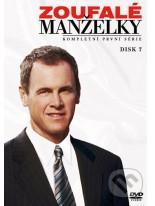 Zoufalé manželky 1. séria disk 7 DVD