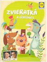 Zvieratká a loupežníci CD audiokniha