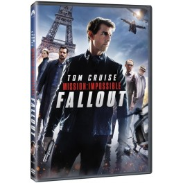 Mission Impossible: Fallout DVD
