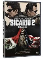 Sicario 2: Soldado DVD