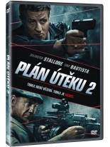 Plán úteku 2 DVD