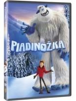 Piadinôžka / Yeti: Ledové dobrodružství DVD