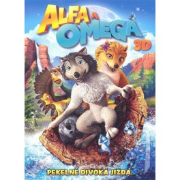 Alfa a Omega 3D DVD