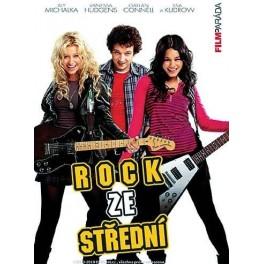 Rock ze střední DVD
