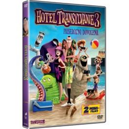 Hotel Transylvánia 3 DVD