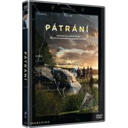 Pátrání DVD