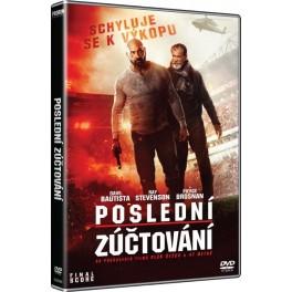 Poslední zúčtování DVD