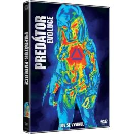 Predátor: Evoluce DVD