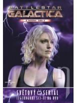 Battlestar Galactica 3. séria disk 3 DVD