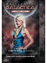Battlestar Galactica 4. séria disk 8 DVD