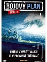 Bojový plán 2. séria disk 1 DVD