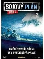 Bojový plán 2. séria disk 2 DVD