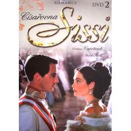 Císařovna Sissi 2 DVD