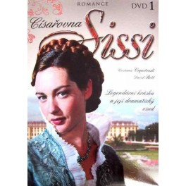 Císařovna Sissi 1 DVD