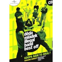 Děda Mládek Ilegal Band Best Off DVD