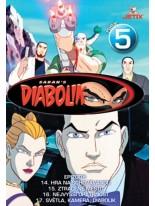 Diabolik 5 DVD