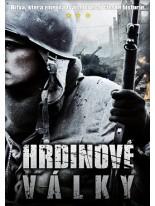 Hrdinové války DVD