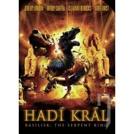 Hadí král DVD