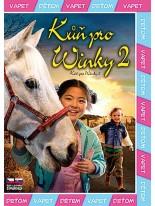 Kůň pro Winky 2 DVD