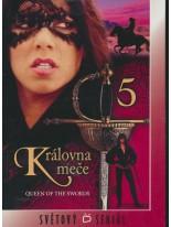 Královna meče 5 DVD