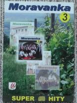 Moravanka 3 CD