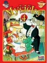 Myšičky 4 DVD