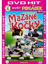 Mazané kočky 4 DVD