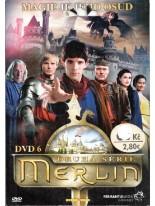 Merlin 2. séria 6. disk DVD