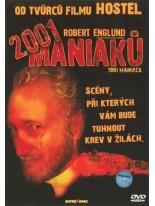 2001 Maniaků DVD /Bazár/
