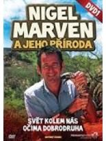 Nigel Marven a jeho příroda 1 DVD