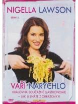 Nigella Lawson vaří narychlo 2 DVD