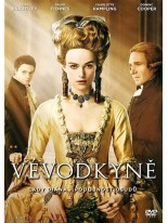 Vévodkyne DVD