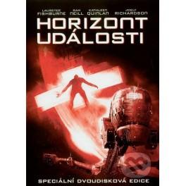Horizont událostí DVD